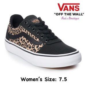 Vans Ward DX Women's Skate Shoes, Size: 7.5